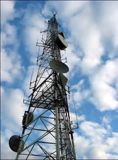 Radio Tower Image